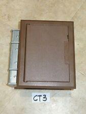 WIREMOLD LEGRAND AF1-NT RAISED FLOOR BOX BROWN TILE COVER FLOOR SOURCE