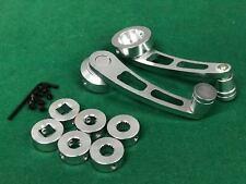 For Datsun 720 620 510 120Y N/S 1600 Universal Aluminum Window Crank Handle Pair