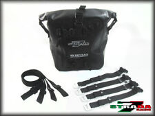 Strada 7 Motorcycle Universal 10L Dry Duffle Rear Tail Bag KTM 990 Supermoto