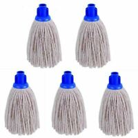 Robert Scott PY Heavy Duty Mop Head Replacement Mop 100% Cotton Sweeper Mop