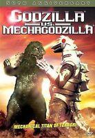Godzilla Vs. Mechagodzilla (DVD, 2004) FACTORY SEALED / RARE / Region1
