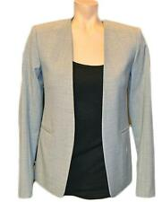 NWT Theory Tadean Reedly Light Heather Gray Blazer $395 - 12