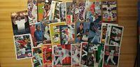 David Ortiz Baseball Card Lot: Mixed Years/Makes RC/Base/Inserts Boston Red Sox