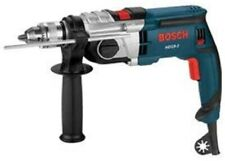 Bosch HD19-2-RT Factory-Recondition 8.5 Amp 1/2 in. 2-Speed Hammer Drill w Case
