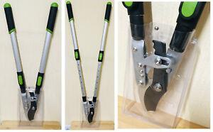 Professional Telescopic Ratchet & Gear Lopper - Cutting Capacity 30mm