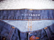 "blue jeans by Mott & Bow 34 "" x 32"""
