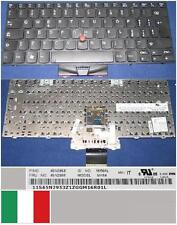 TASTIERA QWERTY ITALIANA LENOVO ThinkPad X100E X100 MK84 45N2953 45N2988 Nero