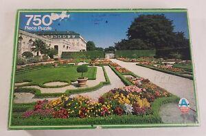 Arrow Puzzles Bruel Castle Germany 750 Piece Jigsaw Puzzle 2 Pieces Missing