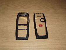Genuine Original Nokia 3220 Black & Blue Front housing fascia & Battery cover