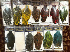 WHITING American Hackle Hen CAPES (Tons of colors) *NEW*