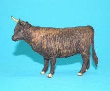 BRITAINS FARM #2142 HIGHLAND CATTLE COW BULL 1960s ENGLAND