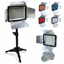 160 LED Camera Video Lamp Light Stand Kit for Canon Nikon Pentax SLR DSLR