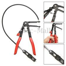 """24"""" Long Reach Flexible Hose Clamp Pliers Locking Tool Fuel Oil Water Hose Tool"""