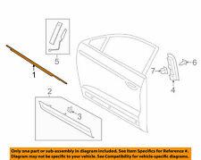 Lincoln OEM 2015-2018 MKC front door Belt Weather Strip Right EJ7Z7821452B NIP