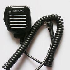 2 Pin KMC-45 SPEAKER MIC KENWOOD TKTK2402 TK3402 TK2312 TK3312 NX220 NX320 NX240
