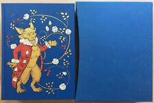 Folio Society THE BLUE FAIRY BOOK 2003 1st Ed Thus Andrew Lang ILLUS Tales