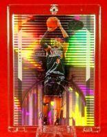 Elevation Allen Iverson Philadelphia 76ers Jersey Sweet Rainbow Refractor Hot SP