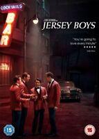THE JERSEY BOYS FILM - NEW / SEALED DVD - UK STOCK