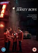 THE JERSEY BOYS FILM - NEW / SEALED DVD - UK STOCK