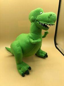 Toy Story Rex Green Dinosaur Walt Disney World Plush Kids Soft Stuffed Toy Doll