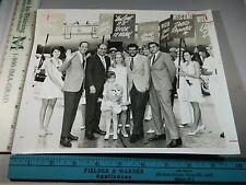 Rare Original VTG Debbie Reynolds How Sweet It Is! Florida Movie Premiere Photo