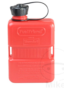 Universal Motorcycle Emergency Fuel Friend Petrol Can E Marked 1.0L Pump Fill