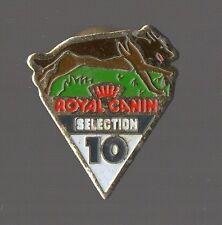 Pin's Royal canin / Sélection 10 (chien dogue)