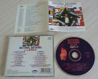 CD ALBUM NATIONAL ANTHEMS OF THE WORLD THE LONDON THEATRE 16 TITRES 1995
