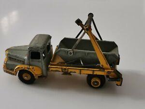 Dinky Supertoys Camion UNIC MultiBenne Basculante MAREL Meccano- FRANCE***