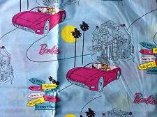 FQ Barbie Malibu Dreamhouse Coche Muñeca Personaje De Playa Niñas De Tela