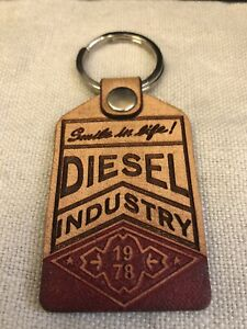 DIESEL KEY RING BRAND NEW RRP FROM £100 WITH THE DIESEL LOGO A VERY COOL ITEM