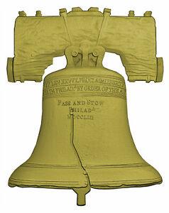 2020 Ghana Liberty Bell 34 gm CuNi w/Gold Plating GH¢2 Coin GEM BU