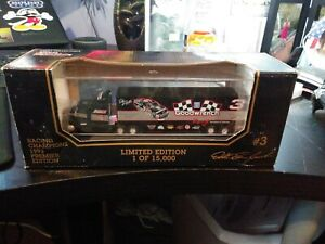 Racing Champions 1/87 1993 Premier Ed. Dale Earnhardt Sr. #3 Goodwrench Hauler