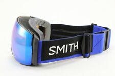 Smith I/O Mag XL Ski / Snow Goggles North Face/Blue, Everyday Green Mirror 59666