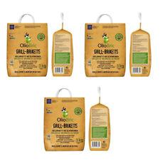 OlioBric 9kg Grill Briketts   Oliventrester Grillkohle   nachhaltig   kein Rauch