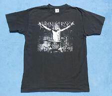 MINISTRY T-Shirt Rio Grande Blood 2006 M Krupps Clawfinger KMFDM Rob Zombie RAR