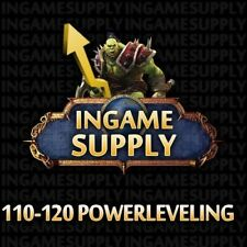 BFA WoW Powerleveling 1 x 110-120 WoW Boost - WoW Leveling in 1-2 Tagen