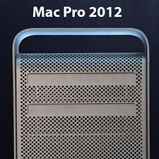 Apple Mac pro 5,1 Metà 2012 3.46 Ghz 12-core 128GB 2TB GTX 980 Ti 6G