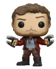 Pop Guardians of The Galaxy Star Lord Vinyl Figure Figurine by Funko No 198
