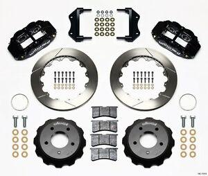 "2006-2016 Honda Civic,CR-Z Wilwood Superlite 6R Front Big Brake Kit,13"" Rotors"