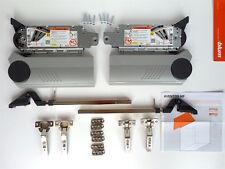 Blum Aventos HF Bi-fold lift system Standard/SERVO-DRIVE 20F2500.05 grey