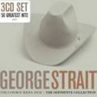 George Strait - The Definitive Collection NUEVO CD