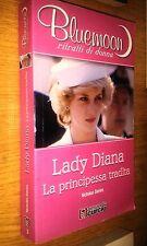 BLUEMOON-RITRATTI DI DONNA-LADY DIANA LA PRINCIPESSA TRADITA-NICHOLAS DAVIE-SR34