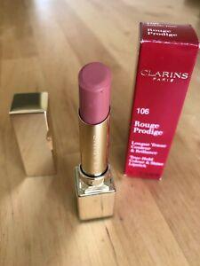 Clarins Rouge Prodige True-Hold Colour & Shine Lipstick 106 Subtle Rose