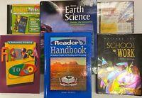 Grade 9 Curriculum 6-Subject Homeschool 9th Student Bundle Homeschooling Kit