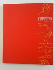 New listing Ferrari Idea Book Price List, Etc. 1995 Soft Cover Printed in Italy