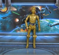 STAR WARS FIGURE 2008 ANIMATED CLONE WARS C-3PO DROID