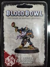 Blood Bowl Skrull Halfheight Undead Star Player 2021 Forge World Sealed