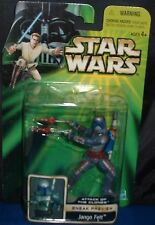 Jango Fett Star Wars Figure Attack of the Clones 2001
