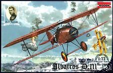 ALBATROS D III OEFFAG SERIE 153 (22x AUSTRO-HUNGARIAN MKGS) #24  1/72 RODEN